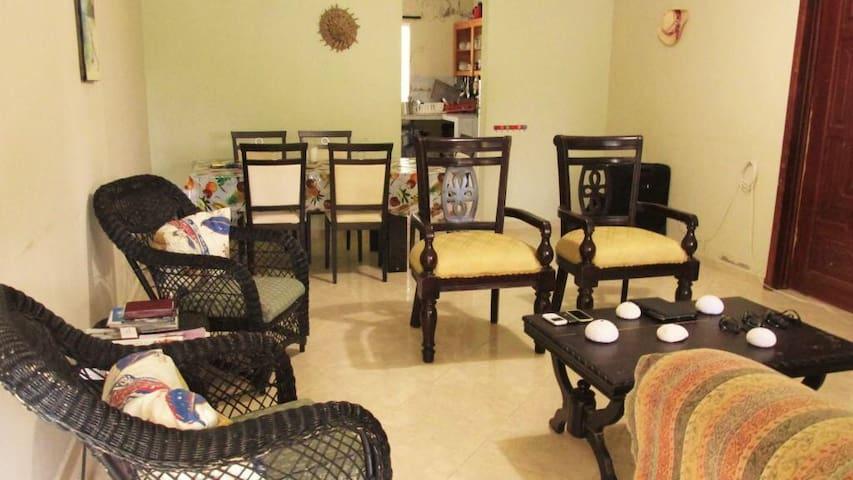 Our place your place! - Las Galeras - House