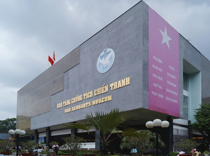 Place kept the story of Vietnam War
