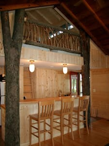Camp Woodbury Cabin 4 - Cottage