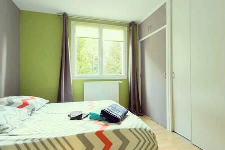 Chambre privée sans vis-à-vis - Sainte-Geneviève-des-Bois - Appartement