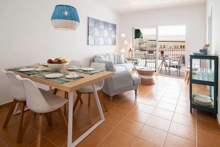 Can Serol 2 Apartaments, cerca del mar y tranquilo