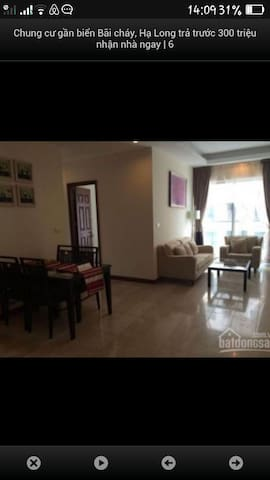 Apartment near the bay + free motor - tp. Hạ Long - Huoneisto