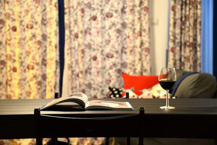 若缺·一本书,一杯酒,梦里不知身是客