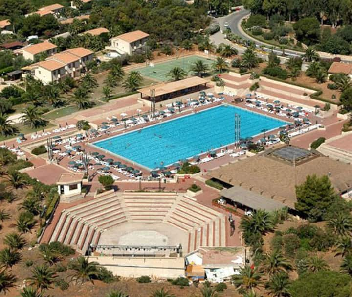 Athena Resort ex Kastalia