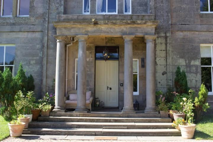 Olrig Country House, an organic retreat.