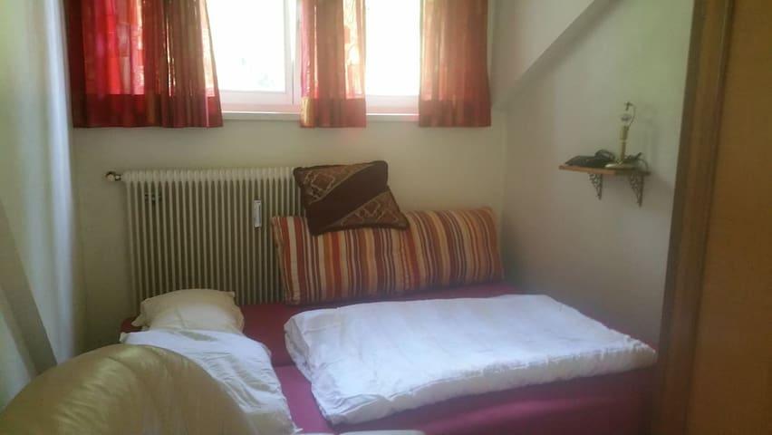 Small 3rd floor studio. Spittal/Millstattersee