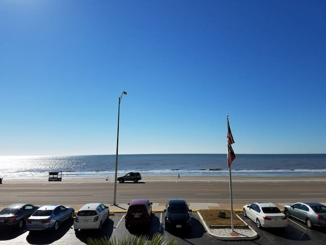 Unobstructed Beach View - Galveston - Daire