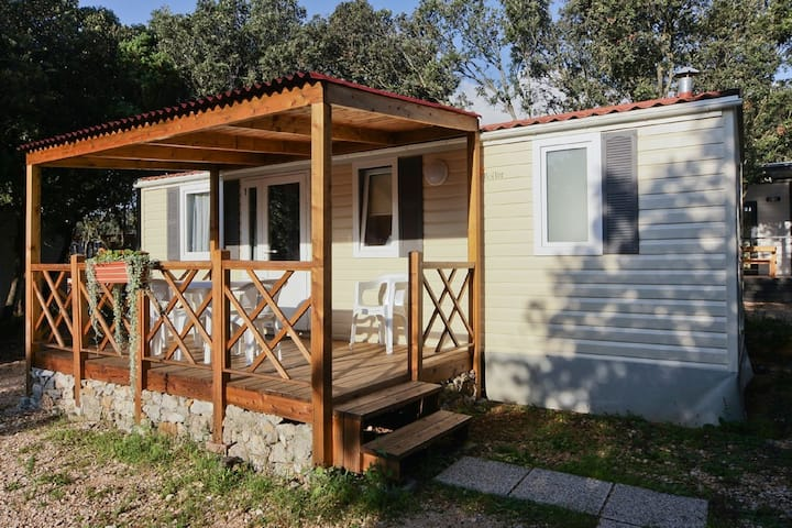 Capting Holiday Home in Nerezine with Sea nearby