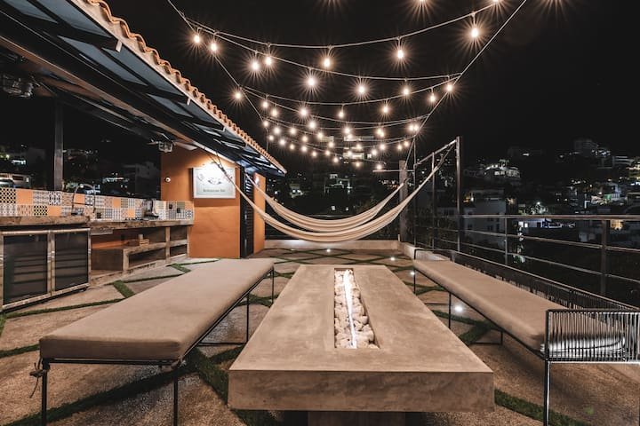 Lofts On Basilio : Romantic Zone One bedroom 201