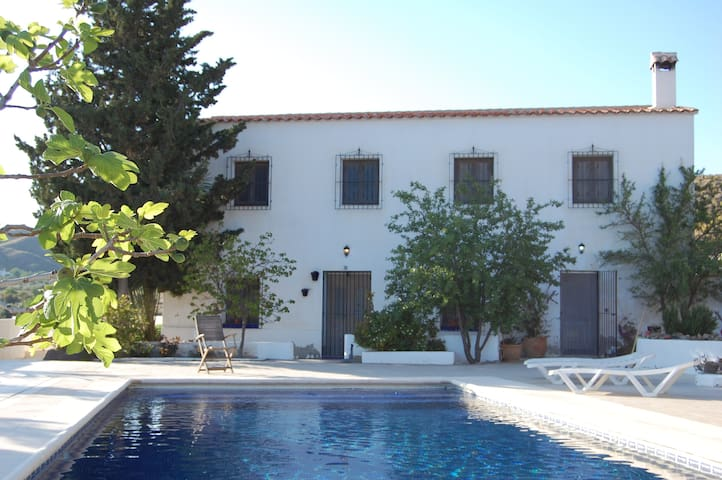 Peace and quiet, very private pool - Huércal-Overa - House