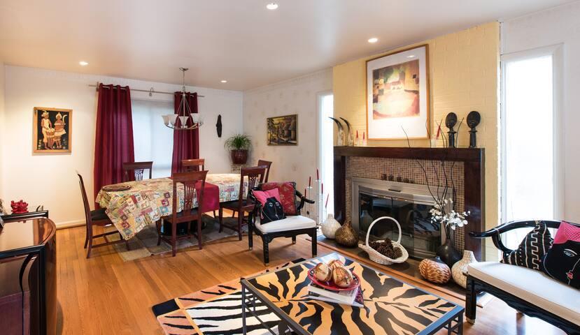 Historic Mount Vernon, VA Getaway ! - Alexandria - House