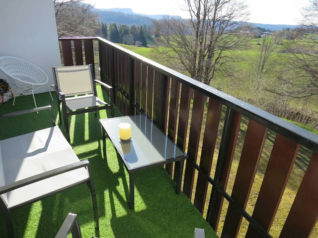 Découvrez le Haut Jura hiver & été - Les Rousses - Apartamento