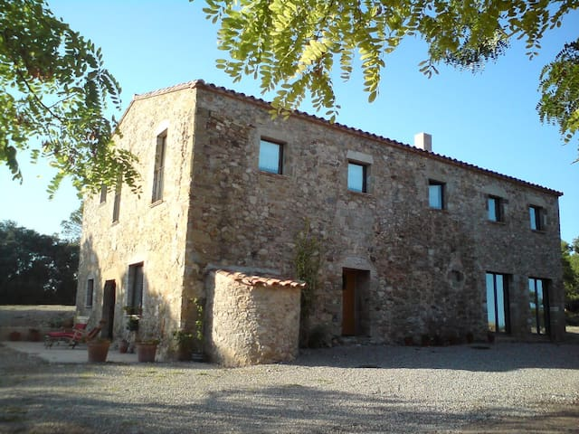 XVI Century restored country house - Madremanya - Casa