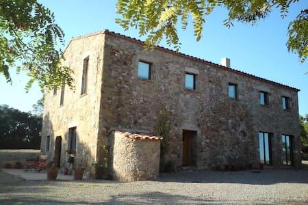 XVI Century restored country house  - Madremanya - Hus