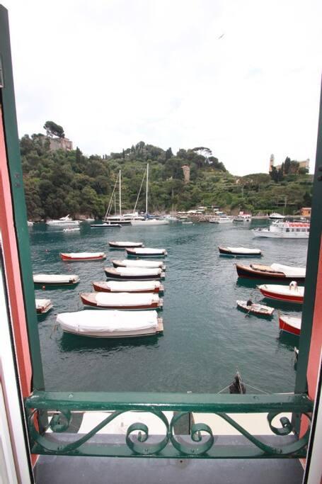 Vista dal Soggiorno