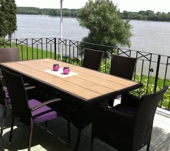 Danube River view weekend house - Mohács - 一軒家