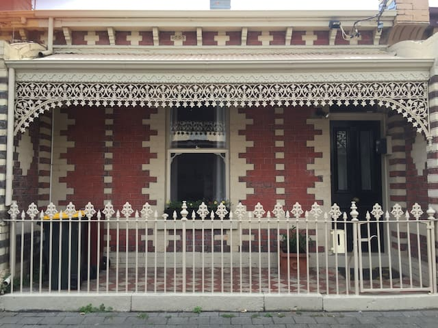 Gorgeous Cottage In Great Location - South Melbourne - Hus