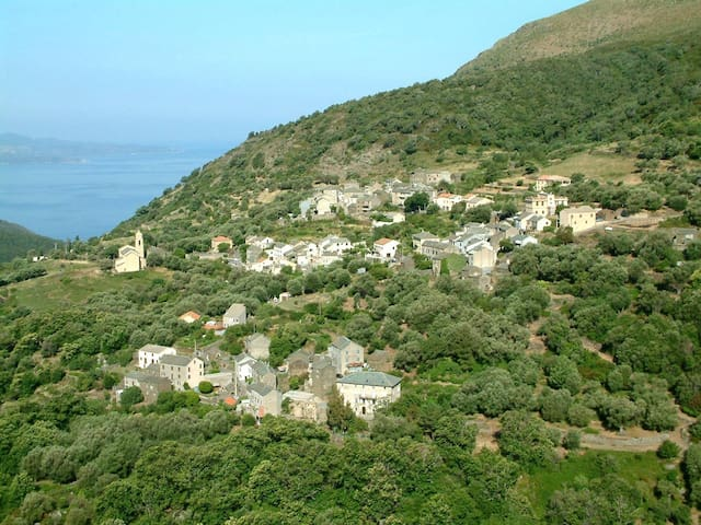 Location estivale Cap Corse