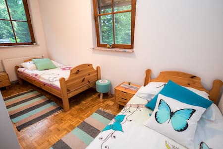Guest House Frata - Cosy Twin Room