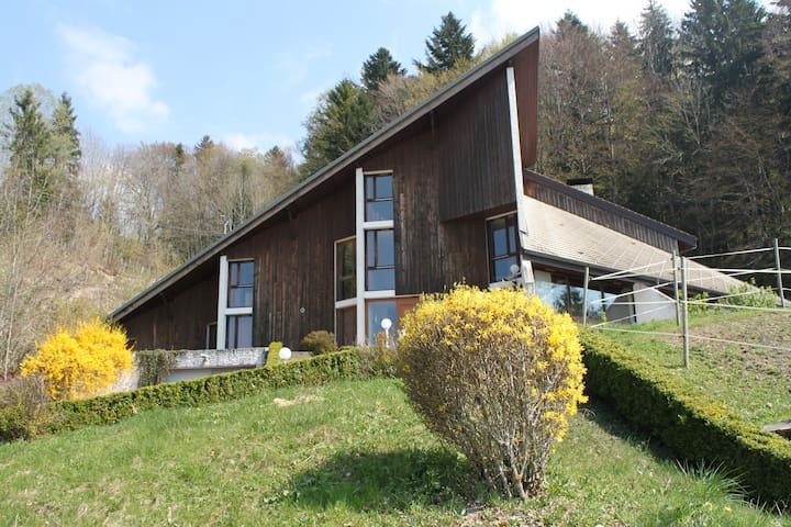appart  55 m² pour 2 à 3 personnes - Bogève - Apartment