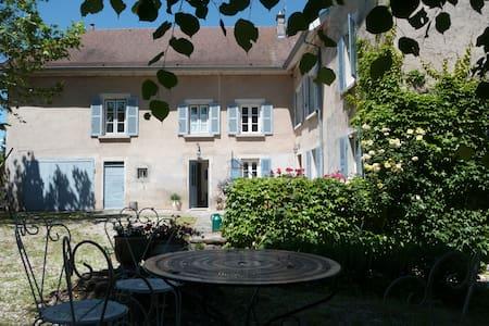 Maison de famille en nord Isère. - Bouvesse-Quirieu - House