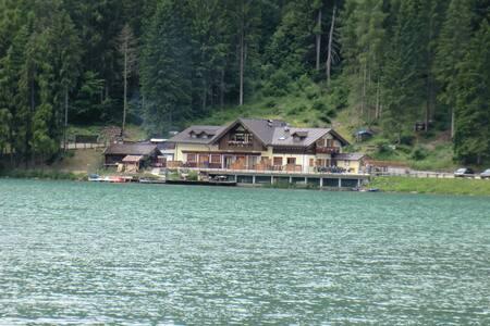 Chalet al Lago Alleghe  Coldai - Alleghe - Apartment