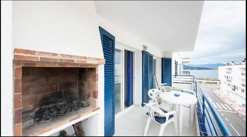 Sun&Sea penthouse in Costa Brava - El Port de la Selva - Apartment