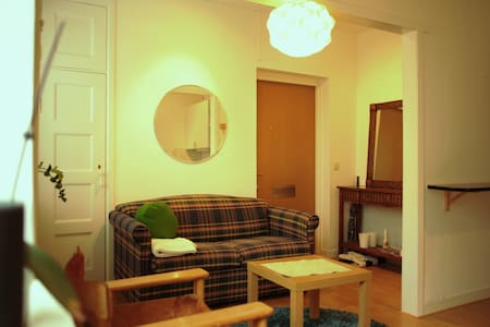 Apartment 10 min from downtown - Gotemburgo - Apartamento