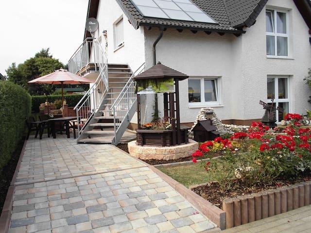 Ferienwohnung Frank - Berndorf - Appartement