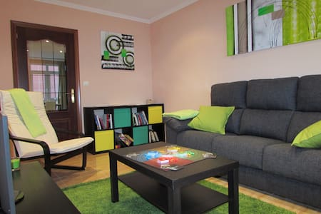Apartment in center of Finisterre - Fisterra - Daire