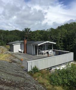 Hytte på Hvasser, Tjøme, Vestfold