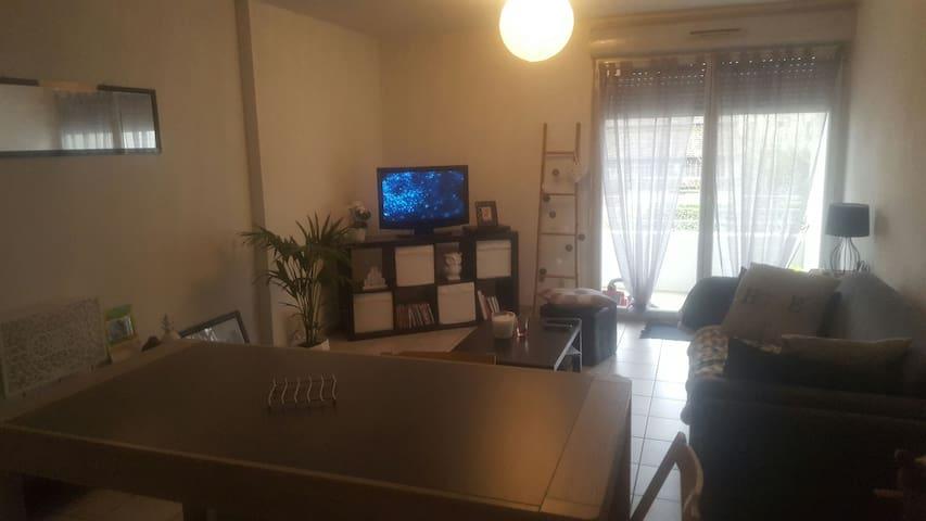 Appartement 3 pièces - Agen - Wohnung
