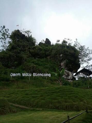 Omah Watu Blencong