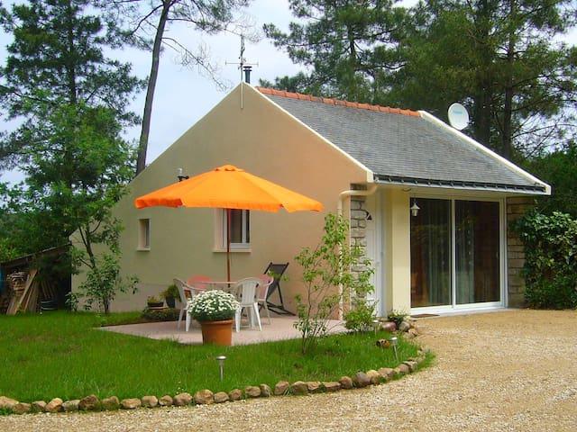 Gite de la Grée St Jean - La Gacilly - บ้าน