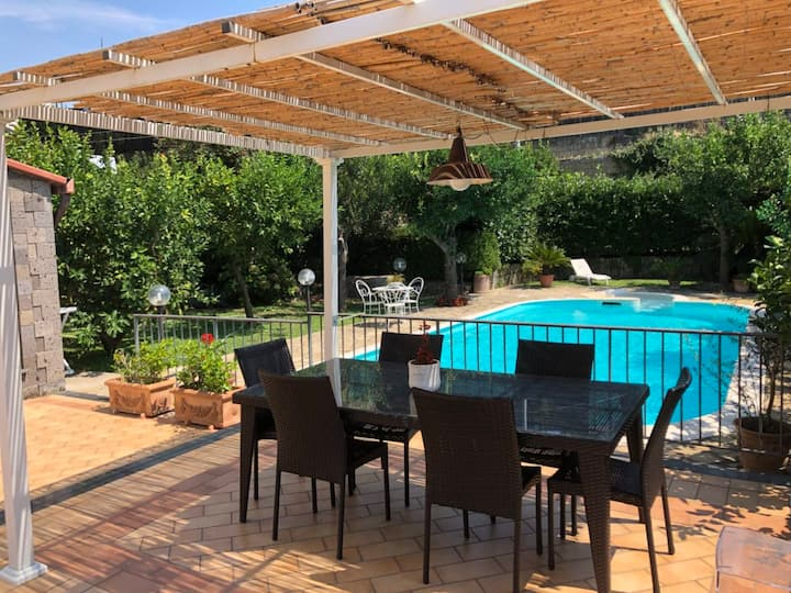 Villa Alessandra: Mansion on the Amalfi Coast