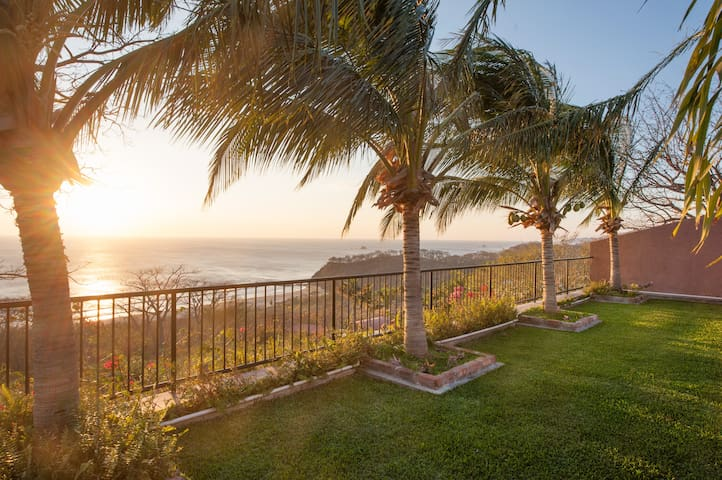Casa Monet - Playa El Yankee/San Juan del Sur - วิลล่า
