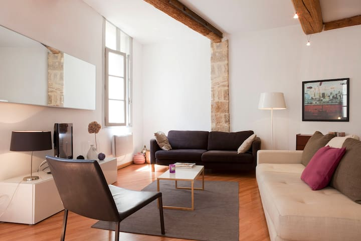 Nice appartment in the old downtown - Montpellier - Byt