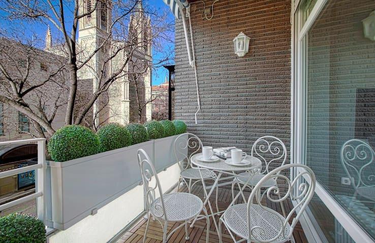 Fantastic Retiro apartment (Madrid) - Madrid - Apartment