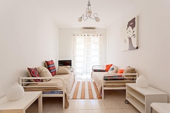 Filiberto apartment.