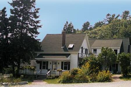 Coastal Maine Home with Apt #3 - Southport - Byt