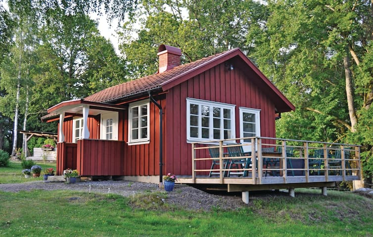Holiday cottage with 1 room on 38m² in Alingsås