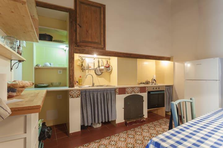 Casa con encanto casco antiguo Blanes, Costa Brava - Blanes - Huis