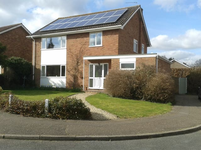 4 bedroom house, Norwich, UK - Norwich - Ev