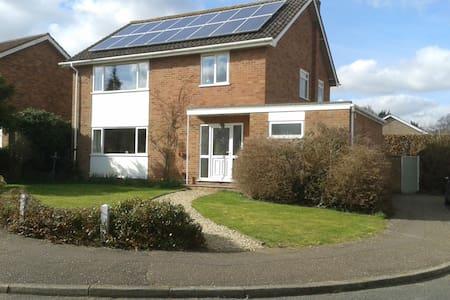 4 bedroom house, Norwich, UK - Norwich - Dom
