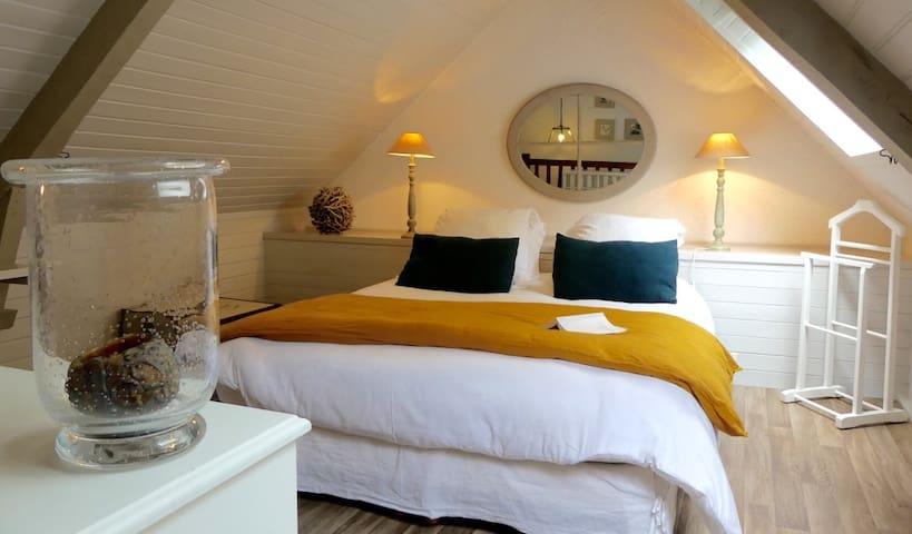 Cottage 4⭐️, confort & calme entre terre et mer