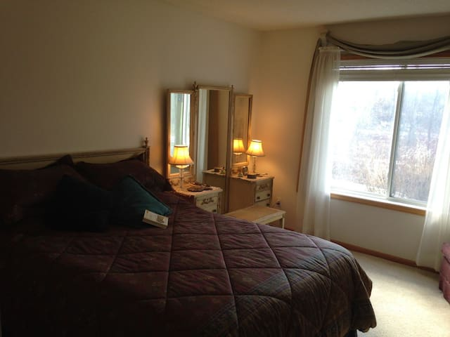 Peaceful 1 Bedroom Walkout Retreat  - Inver Grove Heights - House