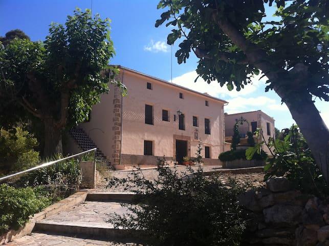 Masía La Safranera Alcoy (Alicante) - Alcoi - Bed & Breakfast