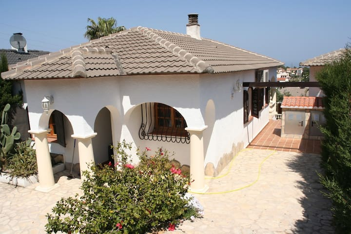 Villa coté Mongo