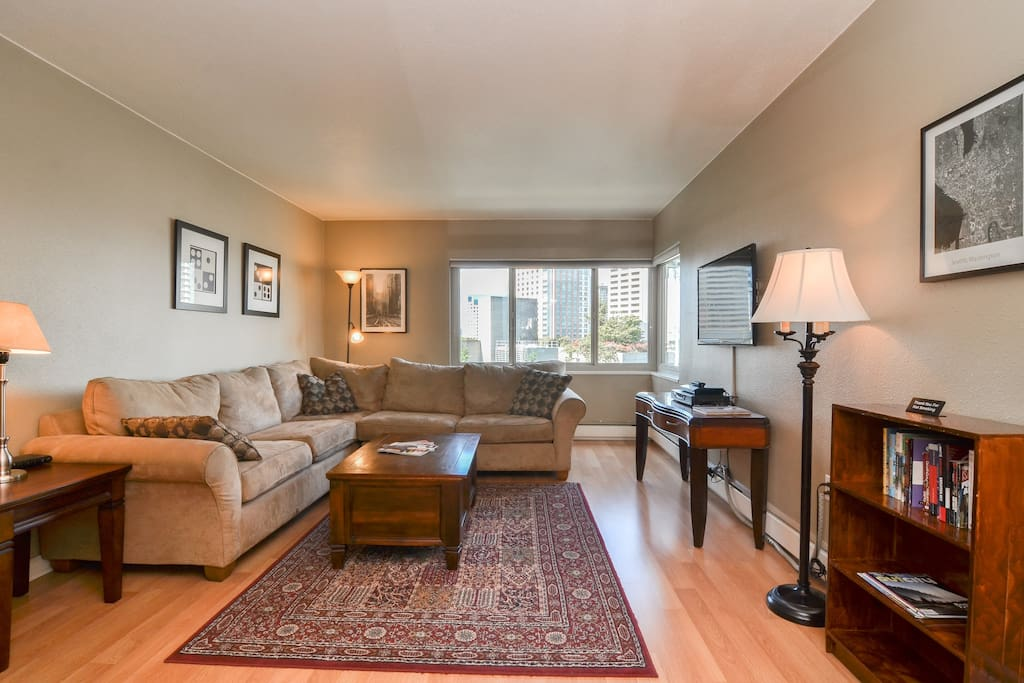 2 Bedroom, 2 Bath, Downtown Seattle - Apartments for Rent ...