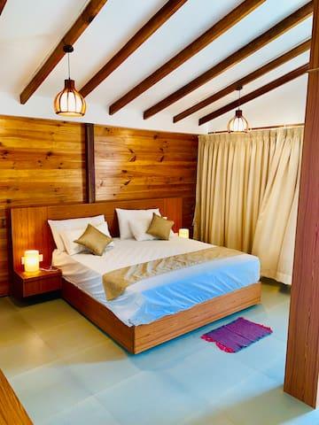 Private Beach Cottage in Anjuna